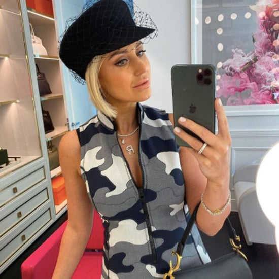 Roxy Jacenko Messages With SAS Australia Directing Staff