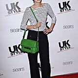 Agyness Deyn Leaves James Franco Behind to Represent UK Style in LA