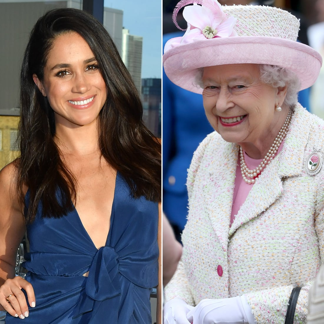 picture Meghan Markle Has Reportedly Met Queen Elizabeth II