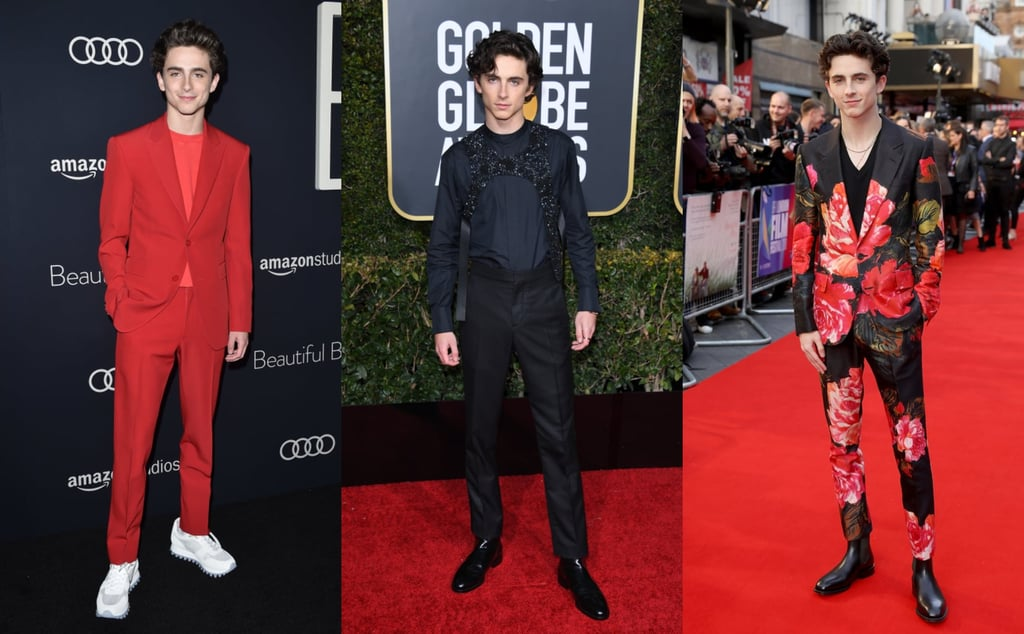 Timothée Chalamet's Best Outfits