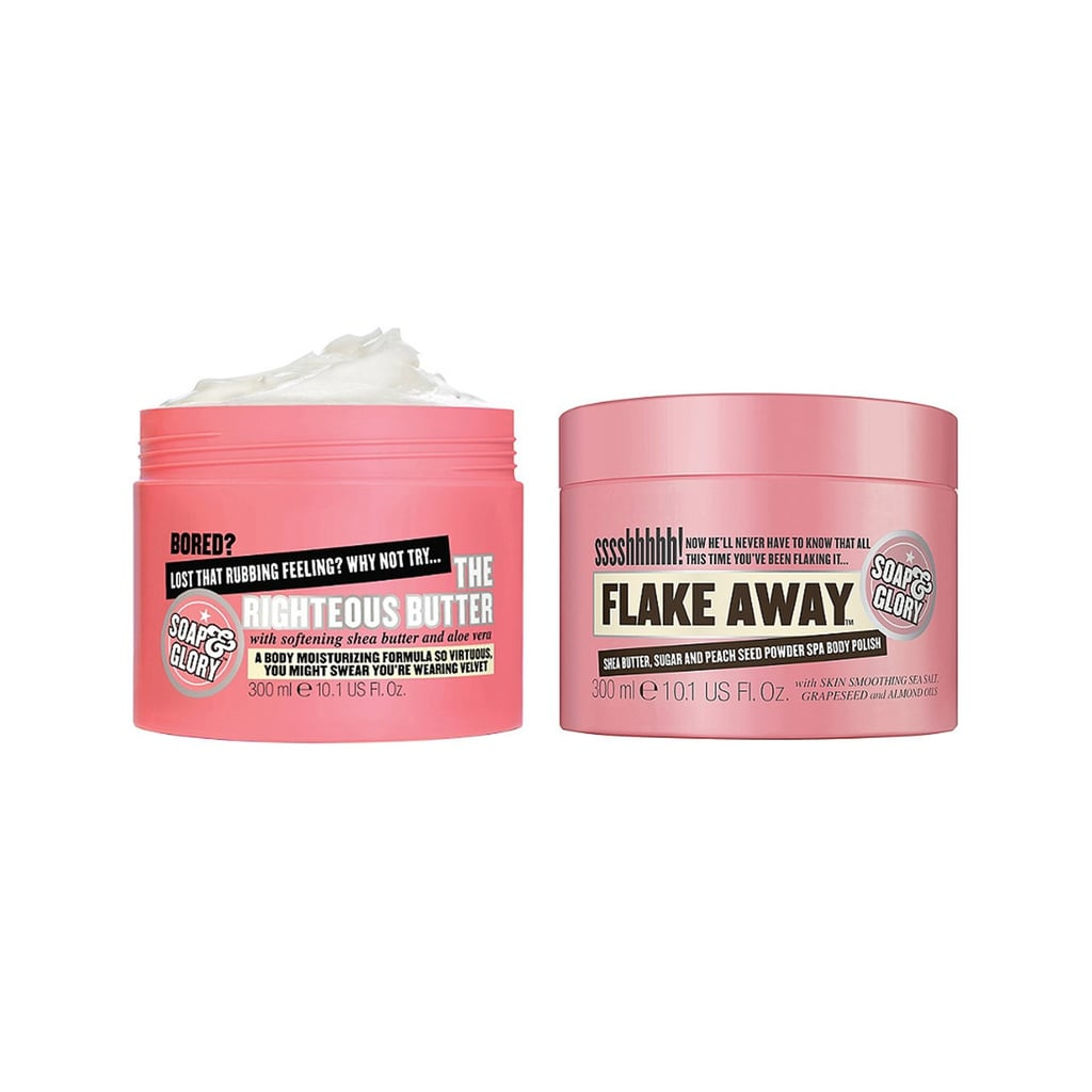 Soap and Glory Giveaway