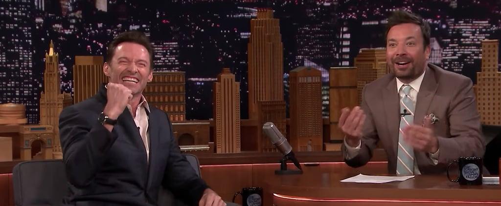 Hugh Jackman and Jimmy Fallon Guinness World Record Video