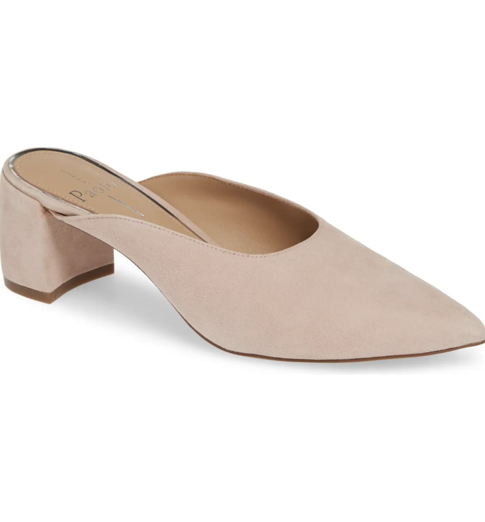 For Every Day: Linea Paolo Zadie Pointy Toe Mules