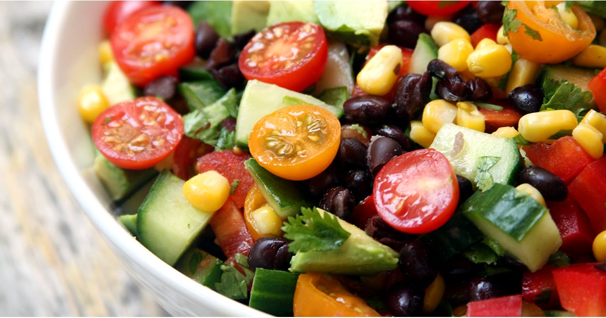 avocado lunch ideas to decrease belly fat popsugar fitness