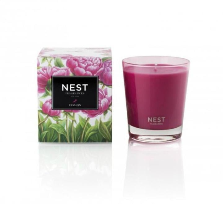 NEST Fragrances Peony Rose Candle ($40)