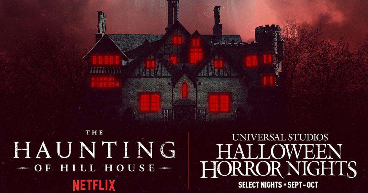 You Couldn't Pay Me to Step Foot in Universal's Creeptastic Haunting of Hill House Maze thumbnail