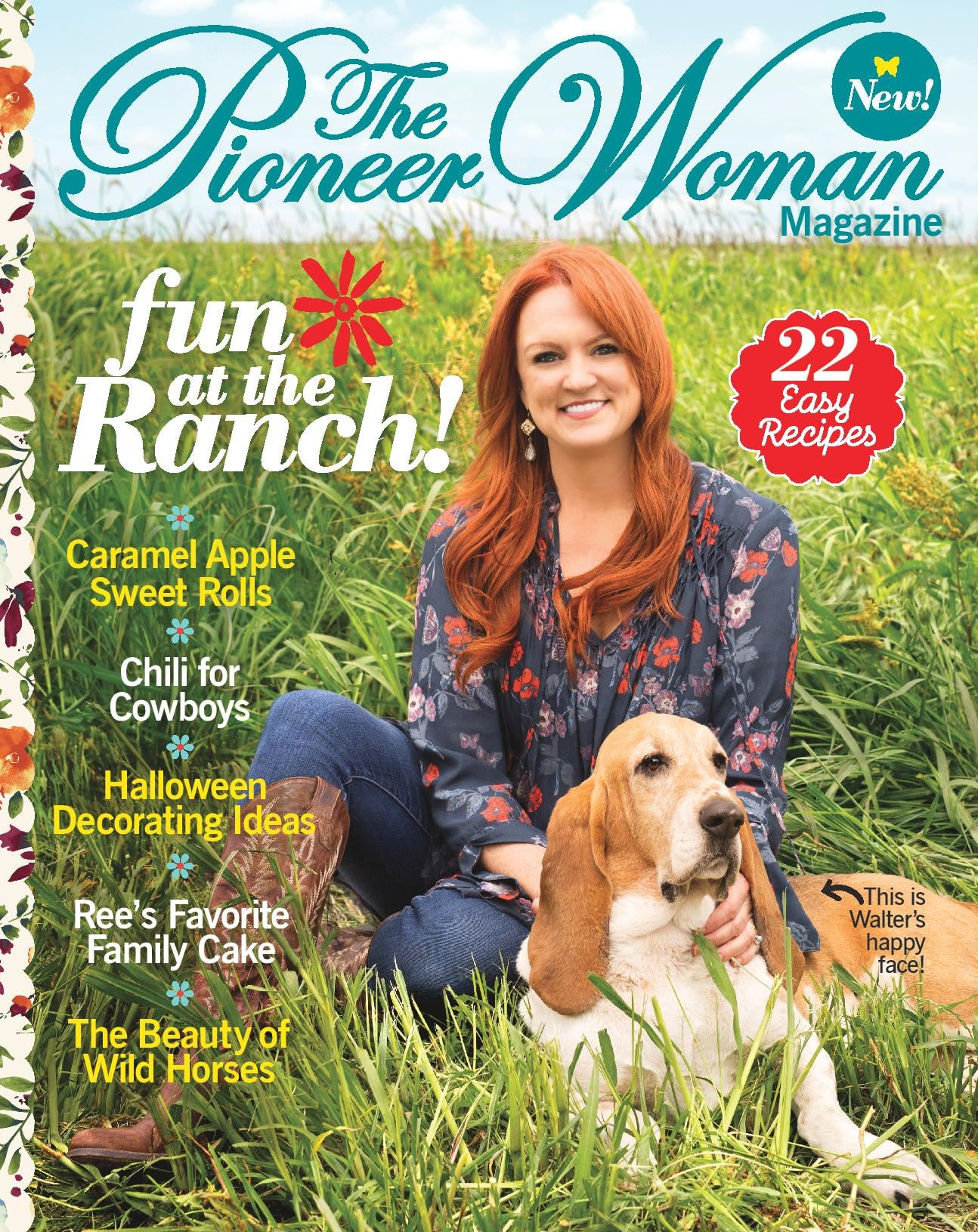The Pioneer Woman Magazine Fall Issue 2017 Popsugar Food