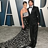 Ian Somerhalder and Nikki Reed at the Vanity Fair Oscars Party