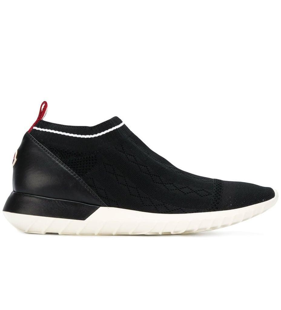 Moncler Women's Giroflee Knit Sock Sneaker