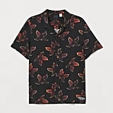 H&M x Stranger Things Patterned Resort Shirt (£18)