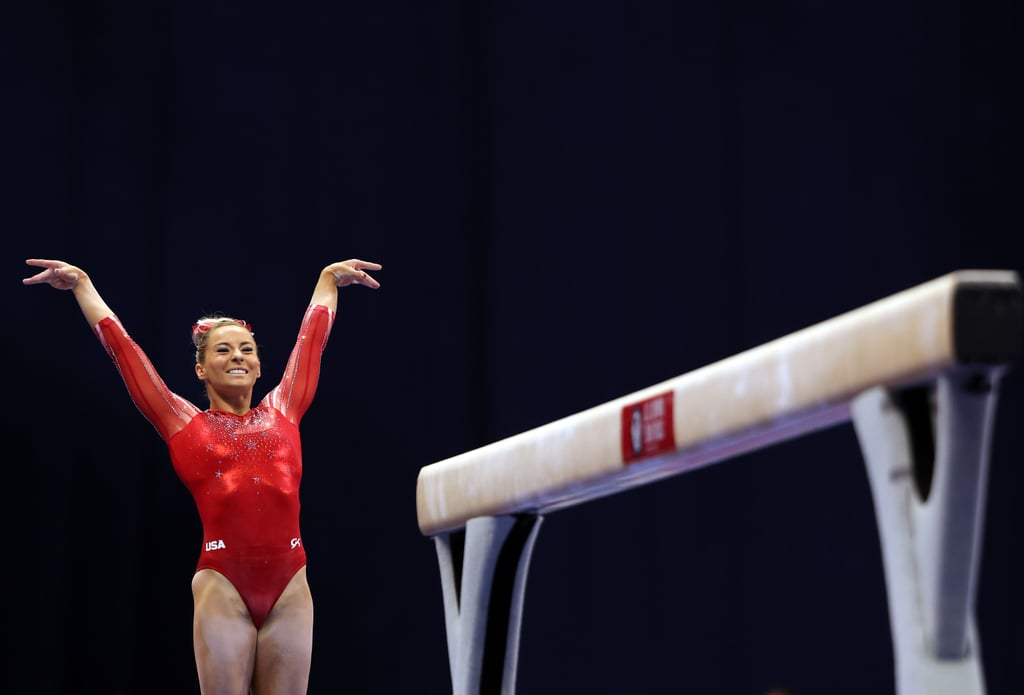 MyKayla Skinner Qualifies as Individual Gymnast For Olympics