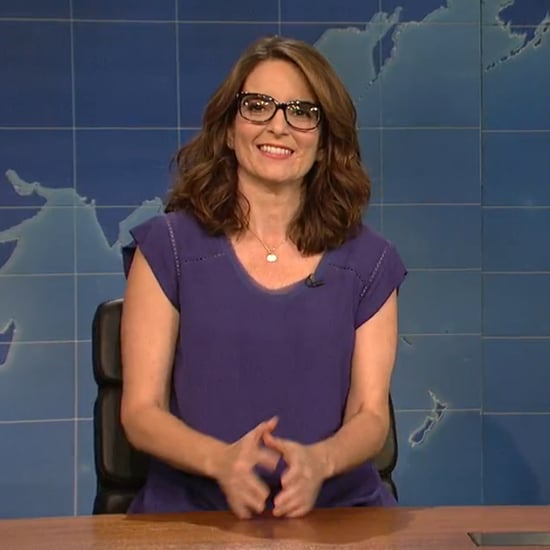 Tiny Fey on Saturday Night Live October 2015