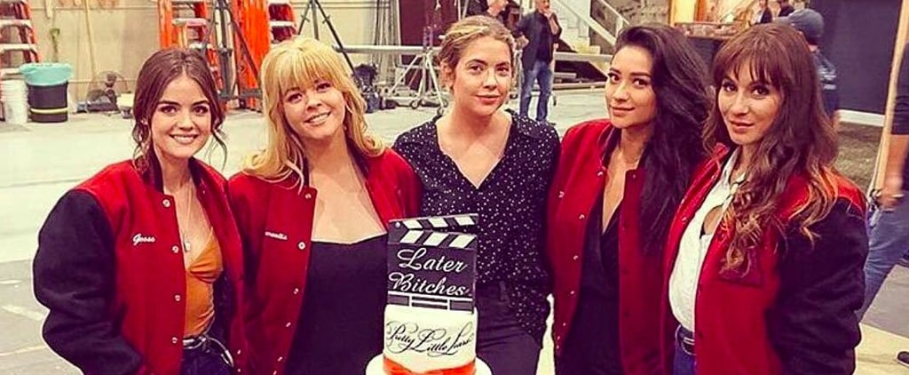 The Pretty Little Liars Cast Just Received Matching Varsity Jackets You Need to Read