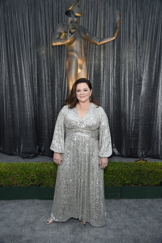 Melissa McCarthy at the 2019 SAG Awards