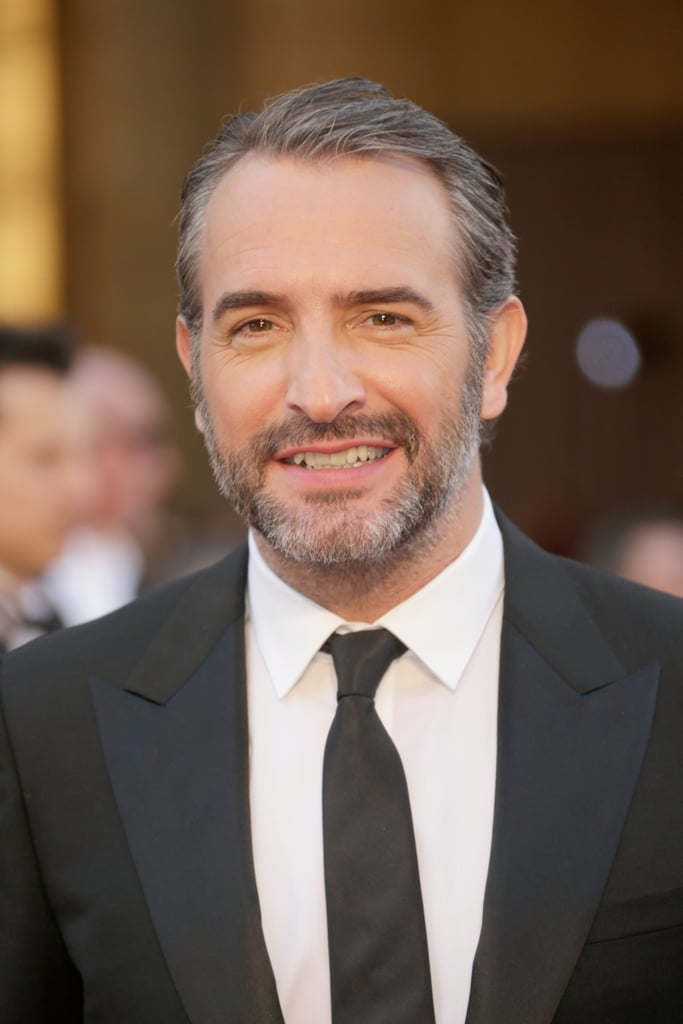 Hot men on the 2013 oscars red carpet popsugar celebrity for Dujardin height
