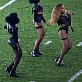 Beyoncé Uses Her Halftime Outfit to Send Out a Very Important Message