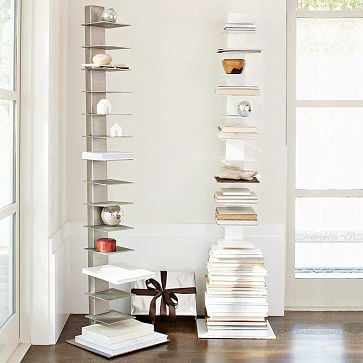 the west elm cadman spine bookcase 139 99 reduced from