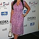 2008: Demure Dressing