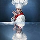 John Stamos as Chef Louis
