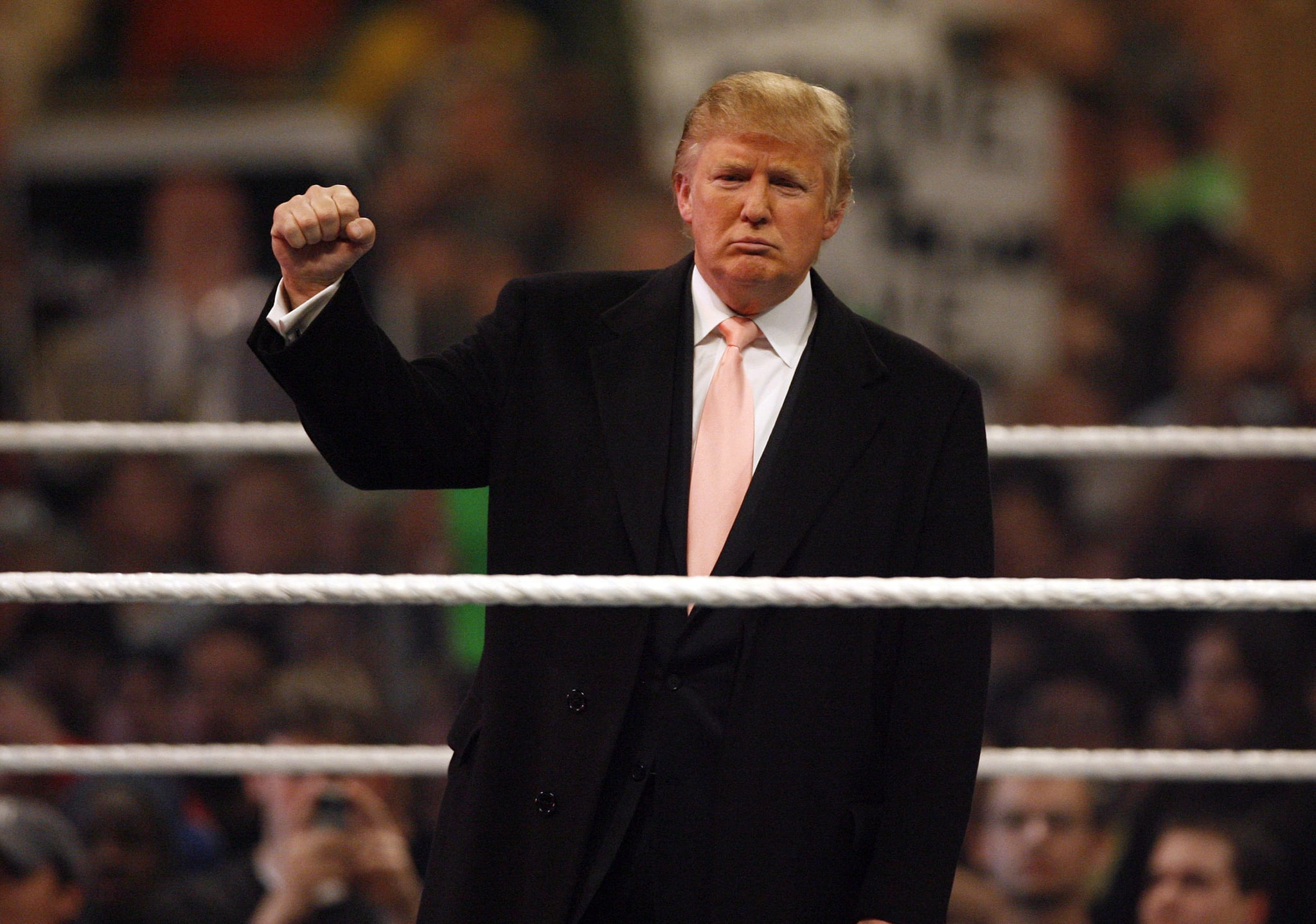Image result for ROCKY TRUMP BOXING GIF