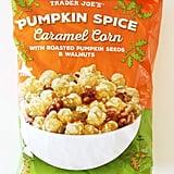 Trader Joe's Pumpkin Spice Caramel Corn ($3)
