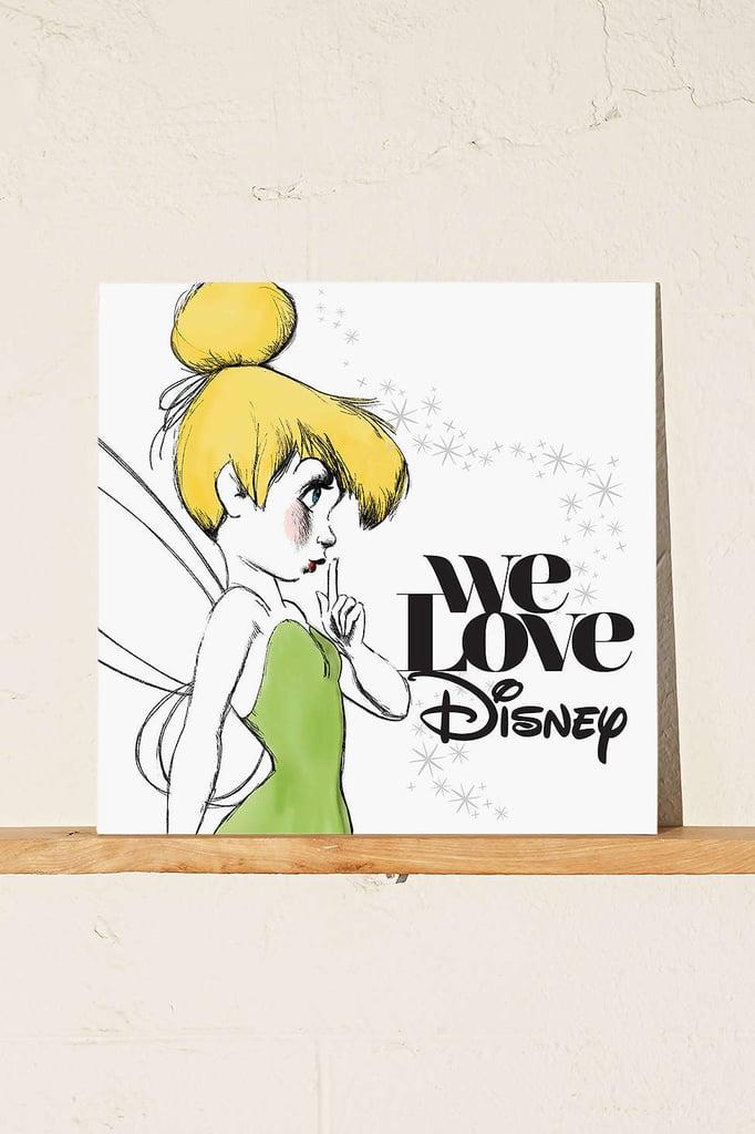 Various Artists - We Love Disney LP ($22)