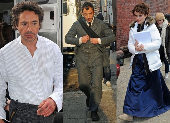 09/01/2009 Sherlock Holmes