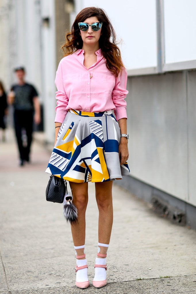 14 Street Style Fashion Hacks To Try Right Now Popsugar Fashion Uk