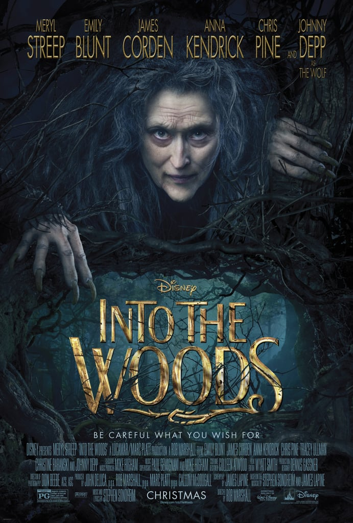 Into the Woods Moving Posters
