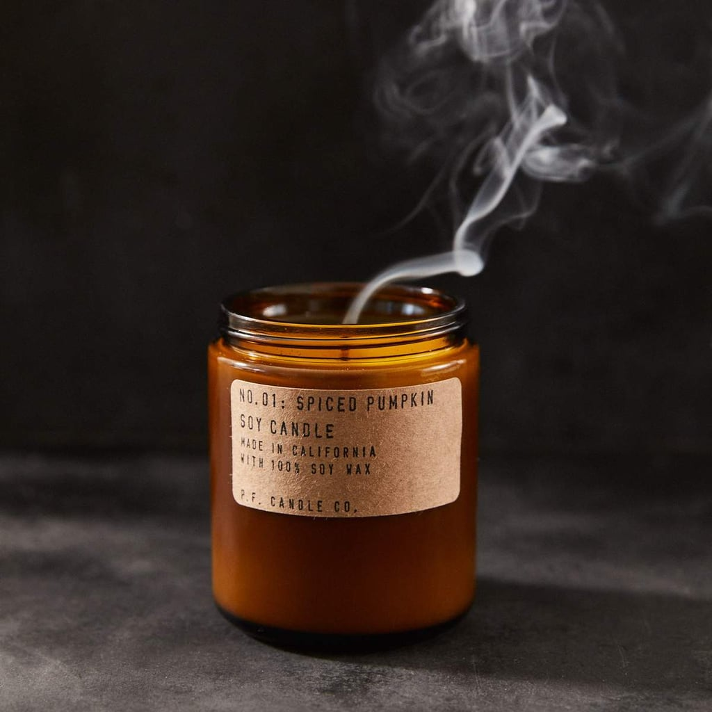 P.F. Candle Co. Spiced Pumpkin Standard Candle
