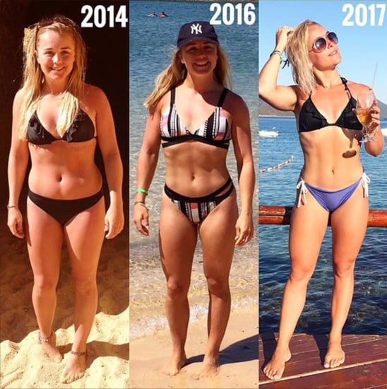 Weight-Loss Transformation Using 80/20