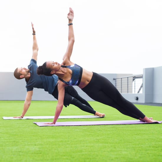 How to Do a Plank With a Side Step