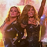"Chiquis Rivera and Gloria Trevi Performing ""Pelo Suelto"""
