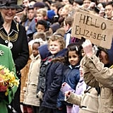 When This Fan Dared to Address the Queen by Her First Name