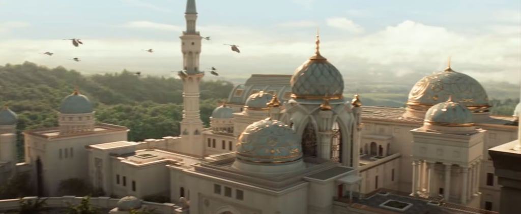 Coming 2 America: Zamunda Palace Is Rick Ross's IRL Mansion