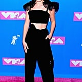 Millie Bobby Brown at the 2018 MTV Video Music Awards
