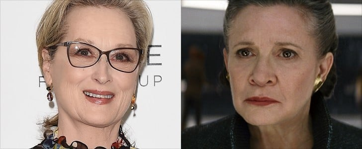 Petition For Meryl Streep to Play Princess Leia in Star Wars