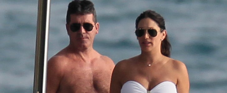 Simon and Lauren Start the New Year on a Love Boat