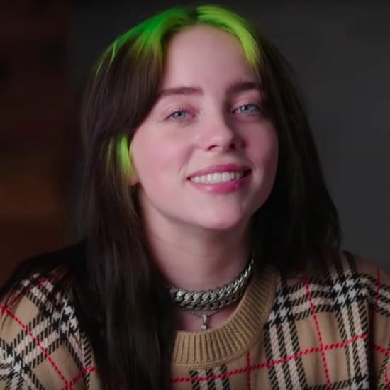 Watch Billie Eilish's Vanity Fair Interview 2019