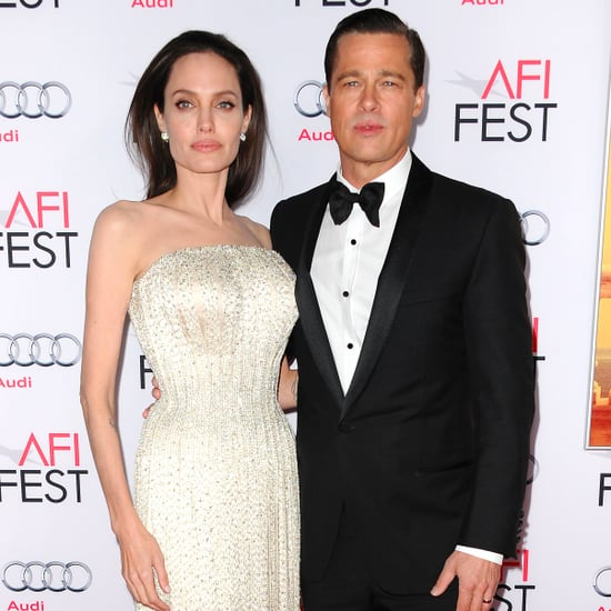 Brad Pitt and Angelina Jolie Divorce Details