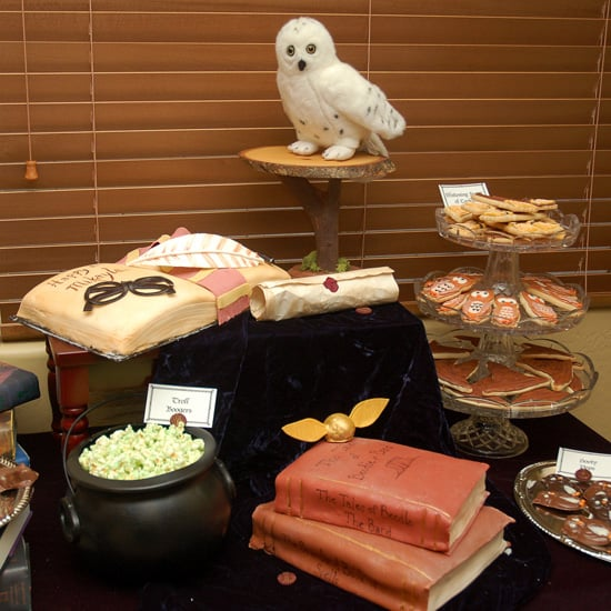 A Harry Potter Party For Kids