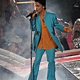 Performing at the Super Bowl XLI halftime show in 2007.