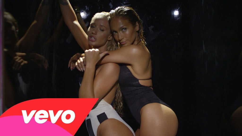 """Booty"" by Jennifer Lopez featuring Iggy Azalea"
