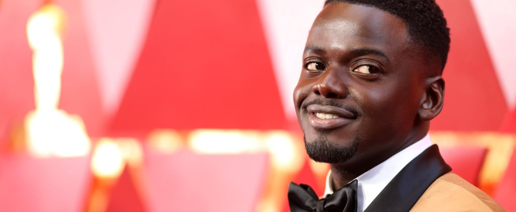 No, You Weren't Imagining Daniel Kaluuya's Oscars Glow — He Was Wearing Fenty Beauty!