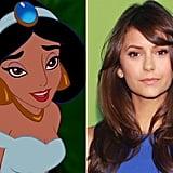 Princess Jasmine — Nina Dobrev