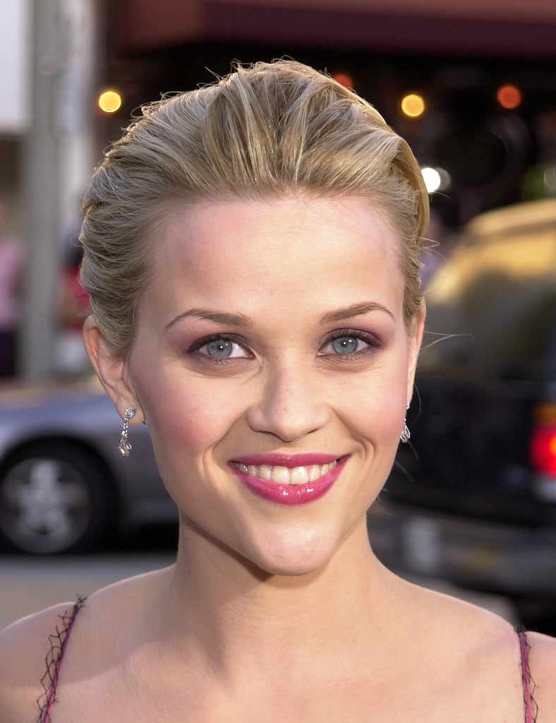 legally blonde premiere, 2001 | reese witherspoon hair | pictures