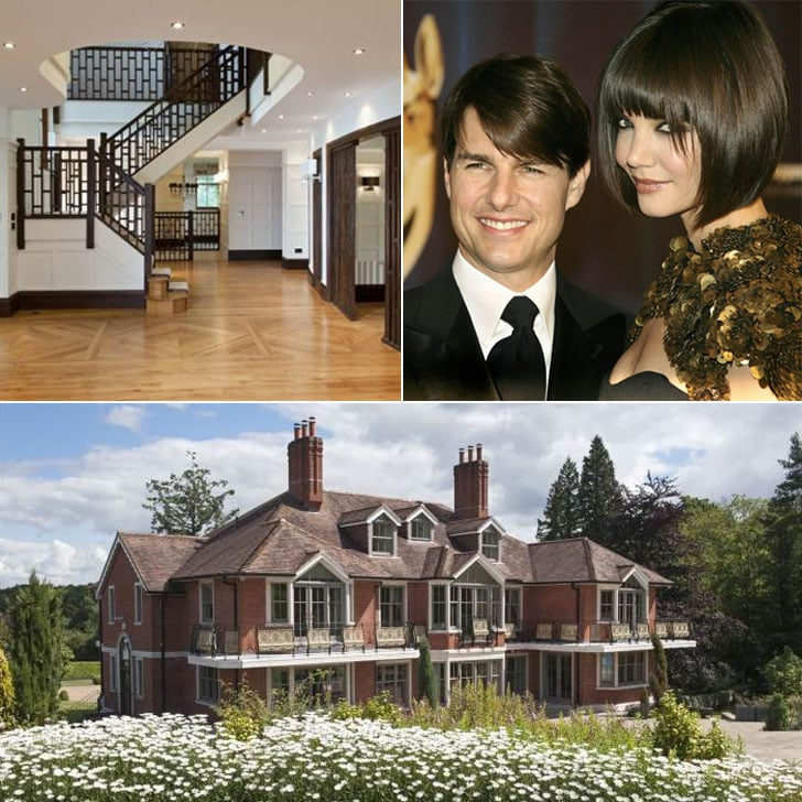 Tom Cruise Lists The Uk Mansion He Bought With Katie