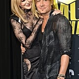 Keith Urban and Nicole Kidman at the CMT Awards 2017