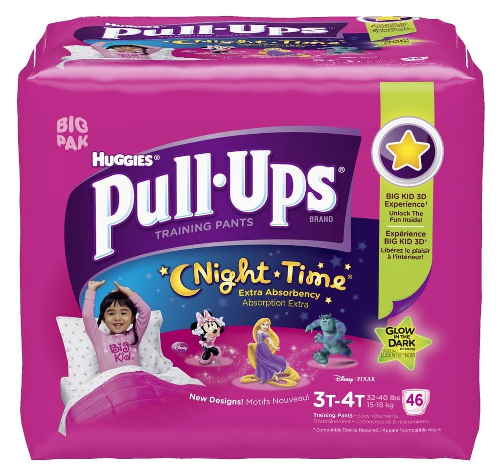 Pull Ups 7 Tips For Nighttime Potty Training Popsugar