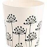Dandelion Ceramic Planter
